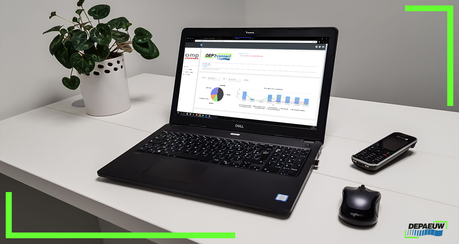 extranet depconnect laptop